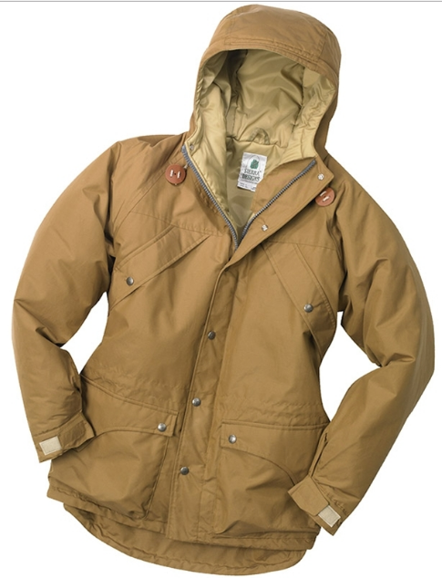 60/40 Down Insulated Inyo Parka