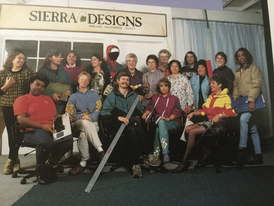 Sierra Design Employees 1988