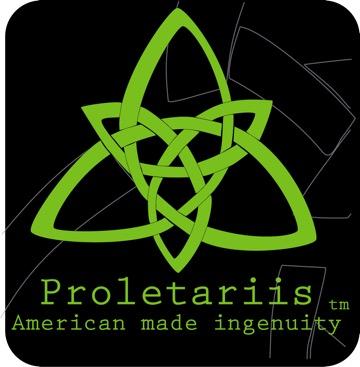 Proletariis Flag Label 09.25.2016
