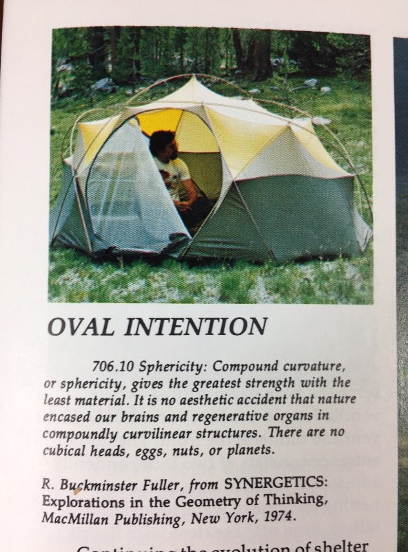 Oval Intention Early Marketing