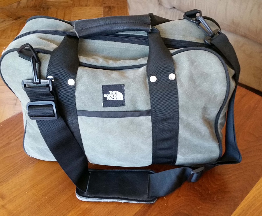 The North Face Overnight Bag
