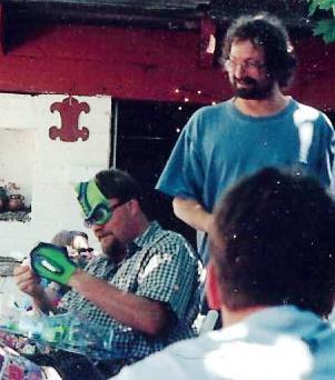 Lizard King - Al Tabor and John Harvey
