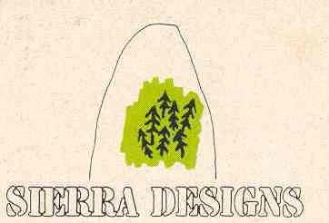 Sierra Designs Original Logo
