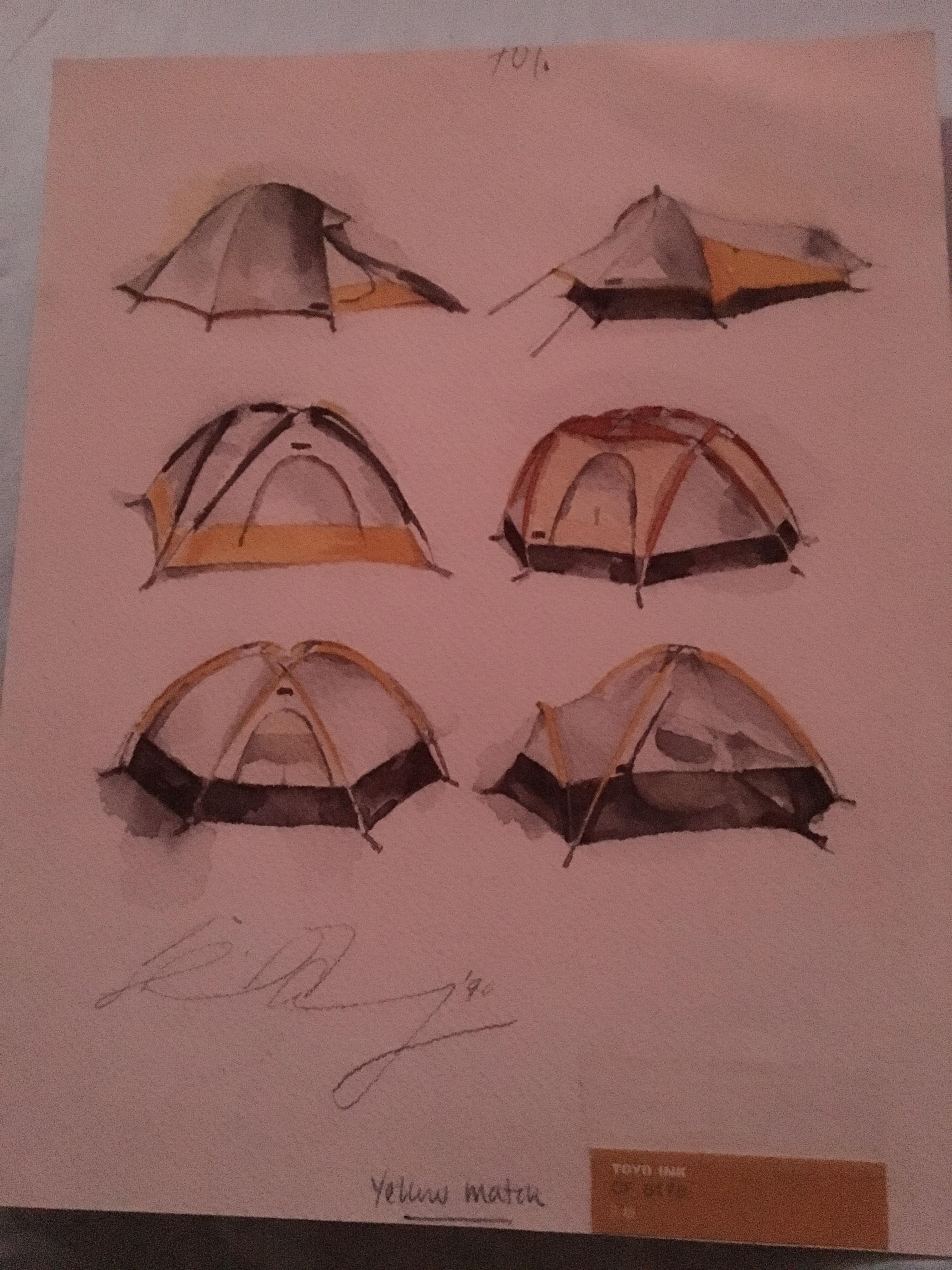 Bob Swanson - Tent Designs