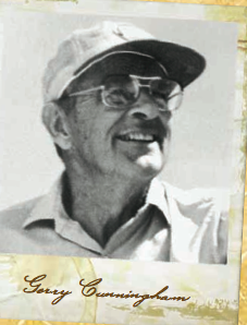 Gerry Cunningham, outdoor industry pioneer