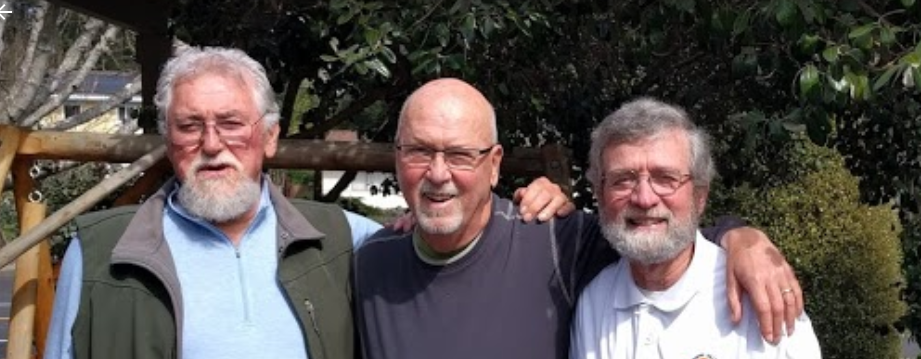 Right to Left: Henry Gruchacz, Dan Castner, Kevin Smith