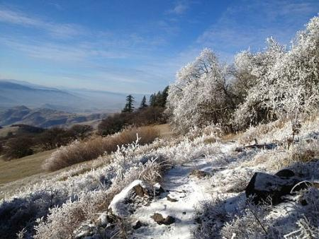 Pacific Crest Trail, Green Springs, OR