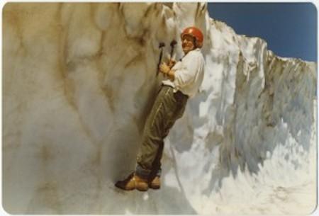 Larry Penberthy & ice tools