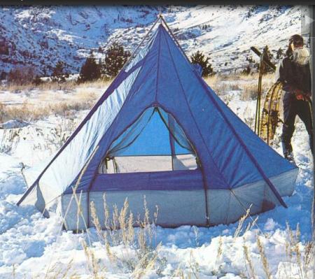 A non-criminal Sierra Designs Pleasure Dome