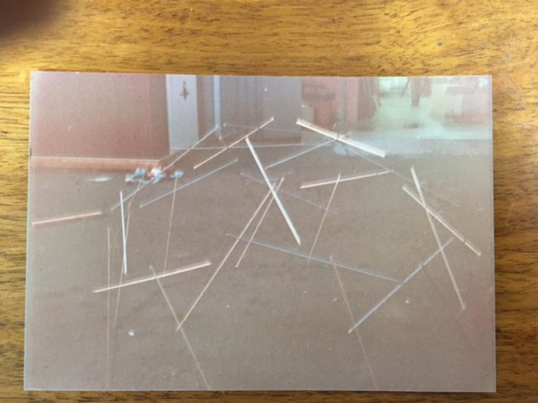Tensegrity Tent Early Try 2