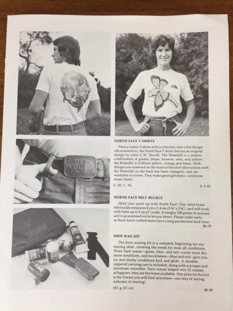 TNF T-Shirts 1971