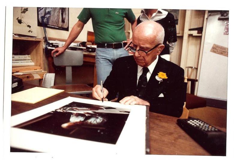 Buckminister Fuller